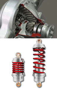 get to know your car's suspension system